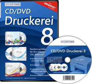 CD/DVD-Druckerei