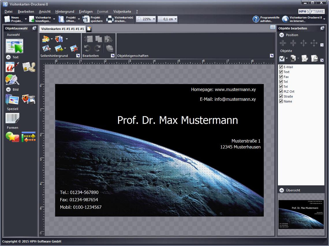 visitenkarten software kostenlos download vollversion für mac